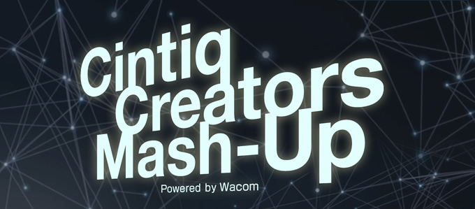 Cintic Creators Mash-Up