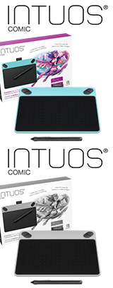 Intuos Comic×HoneyWorksヤマコ