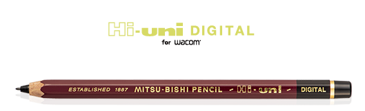 Hi-uni DEGITAL for Wacom